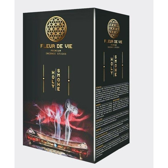 Incense from Fleur de Vie - Box of 12 packs
